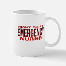 NS EMERGENCY NURSE Mug