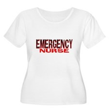 EMERGENCY NURSE Plus Size T-Shirt