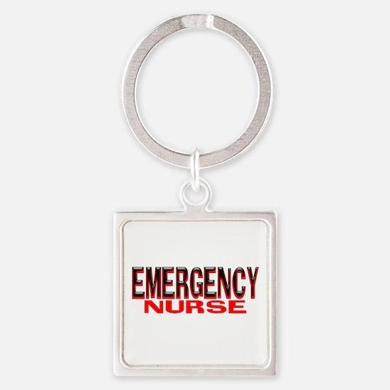 EMERGENCY NURSE Keychains