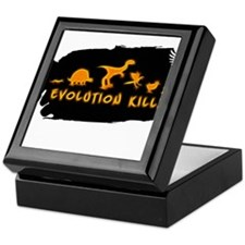 Evolution Kills Keepsake Box