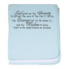 Fisherman's Prayer Infant Blanket
