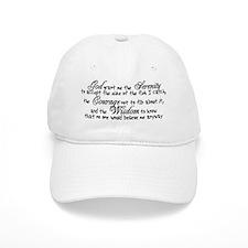 Fisherman's Prayer Baseball Baseball Cap