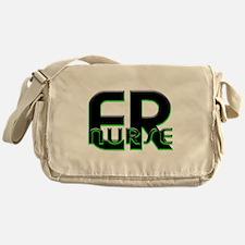EMERGENCY NURSE 3 Messenger Bag