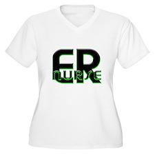 EMERGENCY NURSE 3 Plus Size T-Shirt
