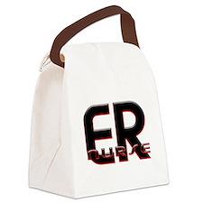 EMERGENCY NURSE 2 Canvas Lunch Bag
