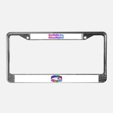 Gay Rights=Human Rights License Plate Frame