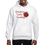 grandpalovebug.png Hooded Sweatshirt