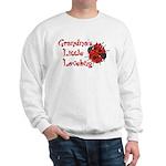 grandpalovebug.png Sweatshirt