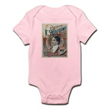 Houdini King of Cards Infant Bodysuit