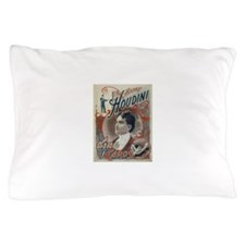 Houdini King of Cards Pillow Case