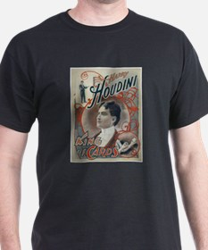 Houdini King of Cards T-Shirt