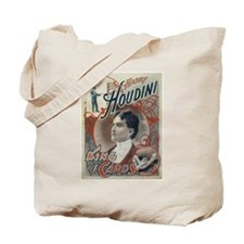 Houdini King of Cards Tote Bag
