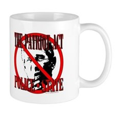 The Patriot Act Mug