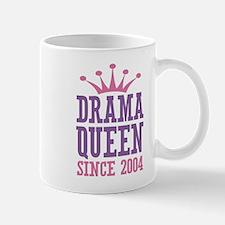 Drama Queen Since 2004 Mug