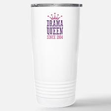 Drama Queen Since 2004 Travel Mug