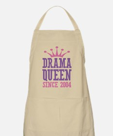 Drama Queen Since 2004 Apron
