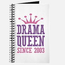 Drama Queen Since 2003 Journal