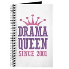 Drama Queen Since 2001 Journal