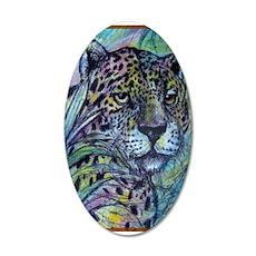 Jaguar, wildlife art Wall Decal