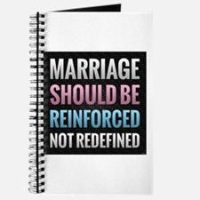Marriage Should Be Reinforced Journal