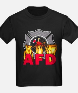 AFD Fire Departmen T-Shirt