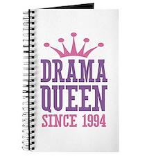 Drama Queen Since 1994 Journal