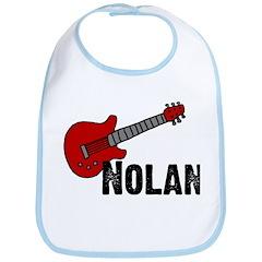 Nolan - Guitar Bib