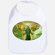 Archangel Raphael Bib