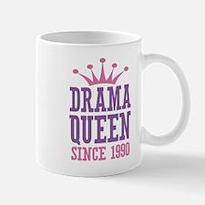 Drama Queen Since 1990 Mug