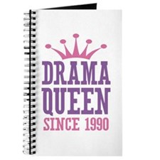Drama Queen Since 1990 Journal