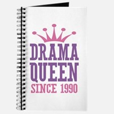 Drama Queen Since 1990 Journal