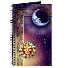 Sun & Moon Faces Journal