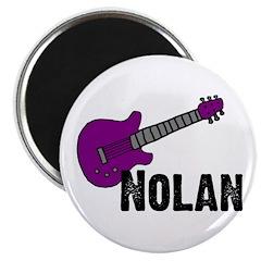 Nolan - Guitar - Purple Magnet