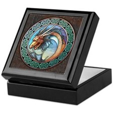 Sea Dragon Keepsake Box