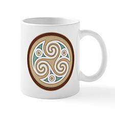 Triskele Celtic Spiral Mug