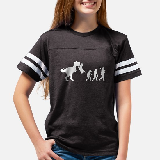 Man Evolution Youth Football Shirt