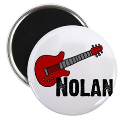 Nolan - Guitar Magnet