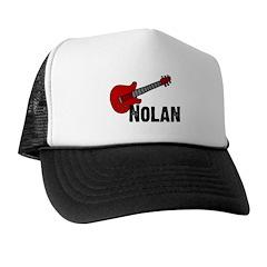 Nolan - Guitar Trucker Hat