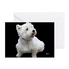West Highland White Terrier Greeting Cards (Packag