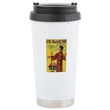 Fu Manchu Chinese Magic Travel Coffee Mug