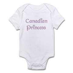 Canadian Princess Infant Bodysuit