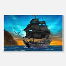 PIRATE SHIP Decal