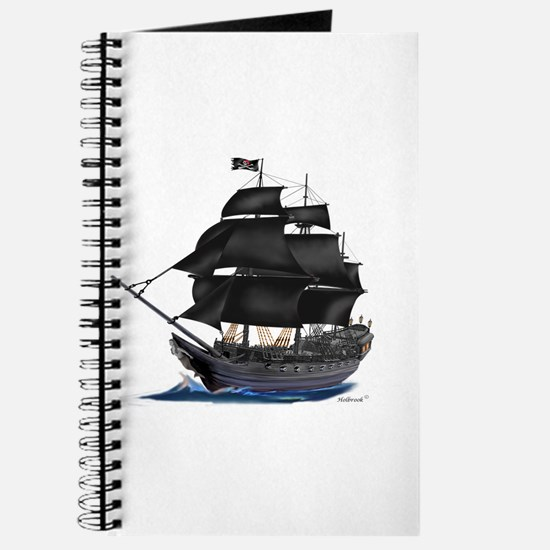PIRATE SHIP Journal