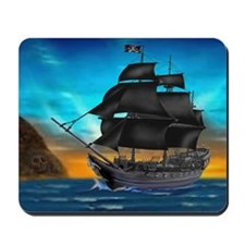 PIRATE SHIP Mousepad