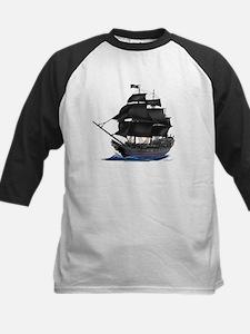 PIRATE SHIP Baseball Jersey