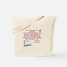 Cute Book totes Tote Bag