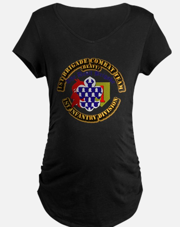 Army - 1st Infantry Div - 1st BCT T-Shirt