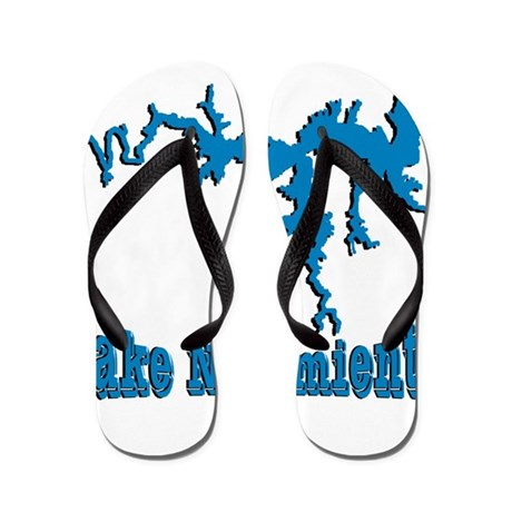 NACI DRAGON_BLUE2 SAMPLE Flip Flops