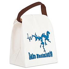 NACI DRAGON_BLUE2 SAMPLE Canvas Lunch Bag