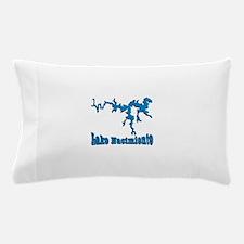 NACI DRAGON_BLUE2 SAMPLE Pillow Case